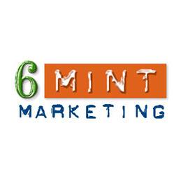6 Mint Marketing Logo