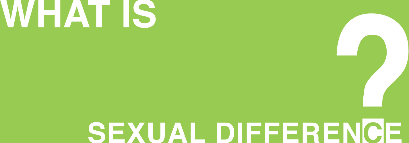 Sex & Sexuality are Social Identity Categories