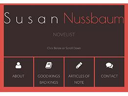Susan Nussbaum