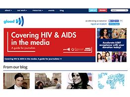 GLAAD - Gay & Lesbian Alliance Against Defamation