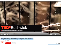 Polyamory Ted Talk - TEDxBushwick