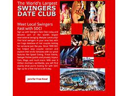 Swinger's Date Club